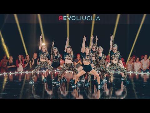 Šokio Revoliucija | Sfinx Squad | Atrankos