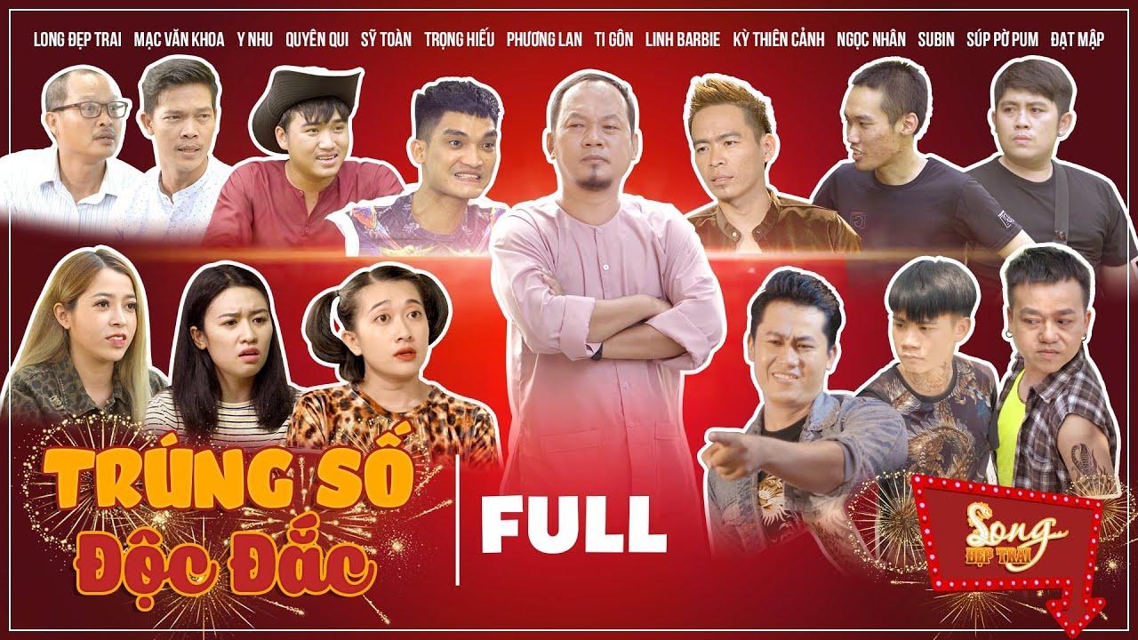 Phim Hài 2021 - Trúng Số Độc Đắc | Long Đẹp Trai & Những Người Anh Em