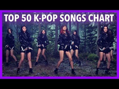 [TOP 50] K-POP SONGS CHART • APRIL 2017 (WEEK 2)