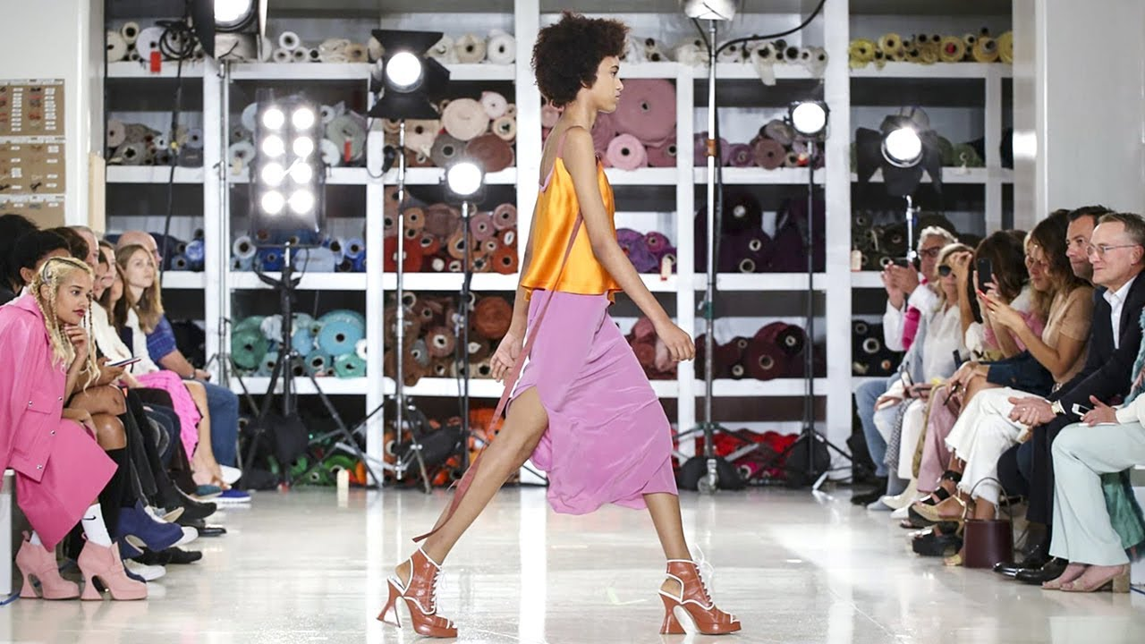 Sies Marjan | Spring Summer 2018 Full Fashion Show | Exclusive