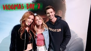 Meeting Bella Thorne & Going to the Midnight Sun Event