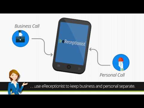 How eReceptionist can work for your business