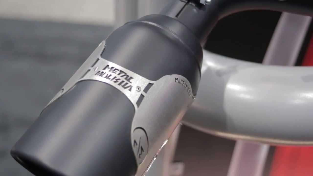 Sema 2013 Product Review Metal Mulisha Jeep Jk Exhaust