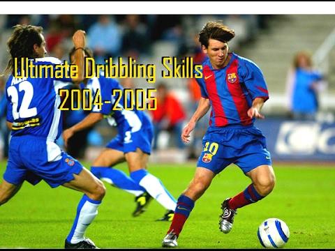 Lionel Messi ● Ultimate Dribbling Skills 2004/2005