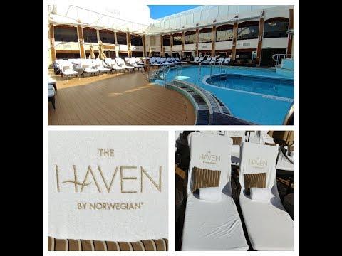 The Norwegian Epic Haven Review RenesPoints blog