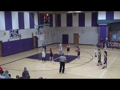 WRB vs Hampstead Middle School Girls Basketball_12-14-17