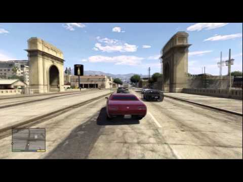 My Introduction Video - [ GTA 5 Gameplay ]