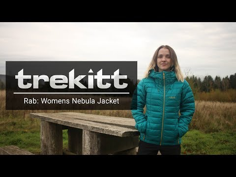 84eb9d48a27d Inside Look: Rab Womens Nebula Jacket - YouTube