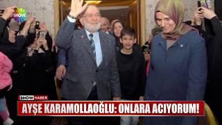 Karamollaoğlu'nun ingiliz eşi konuştu