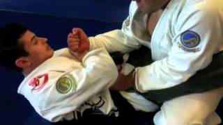 San Jose Jiu Jitsu Move of the Week - With Caio Terra and Cesar Gracie - Closed Guard
