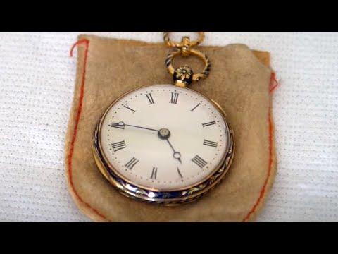 Queen Victoria's Childhood Pocket Watch | Beyond Palace Doors