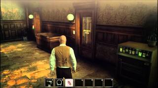 Hitman Absolution - Courthouse [Purist] Fast&Clean Silent Assassin Playthrough/Walkthrough