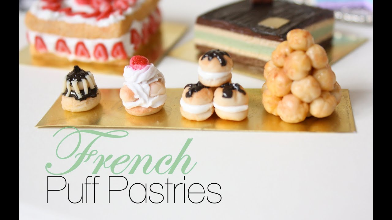 French Puff Pastries French Pastries Desserts Episode
