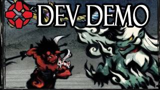 Sumioni: Demon Arts Vita - Developer Demo