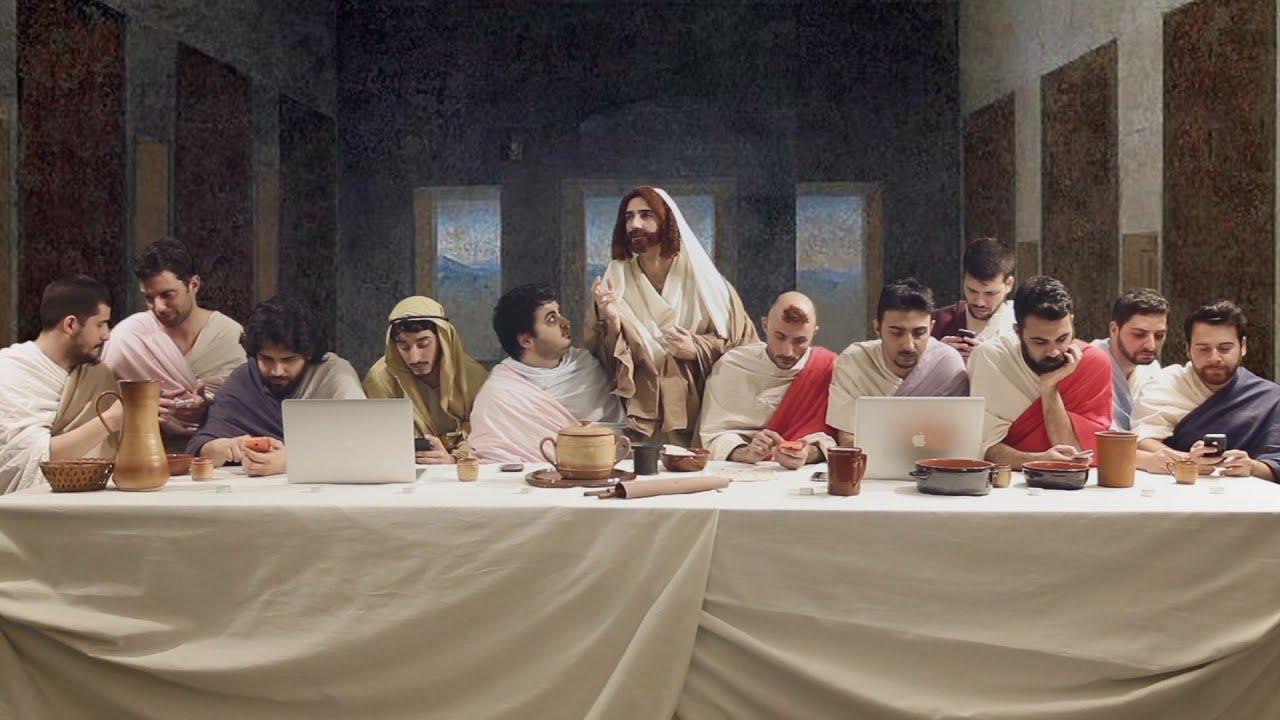 La Pasqua ai tempi dei social network  YouTube