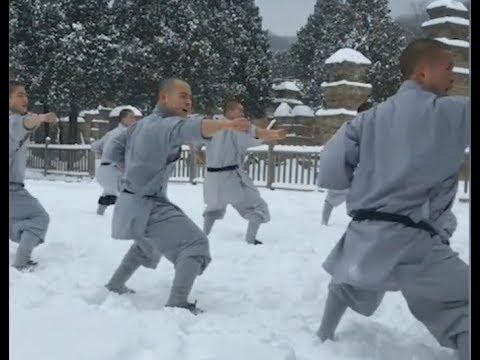 China's awesome Shaolin Kung Fu!