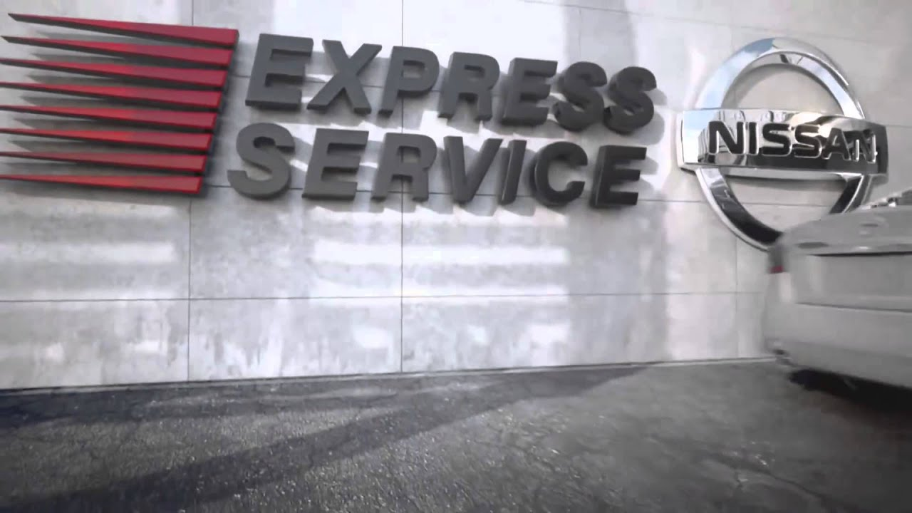Harte Nissan Express Service   Built To Excite