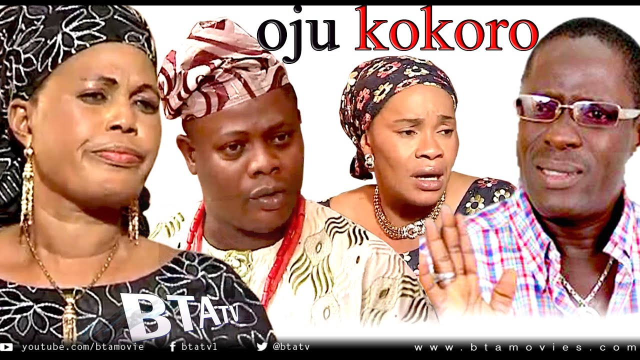 Download OJU KOKORO  - LATEST YORUBA NOLLYWOOD MOVIE