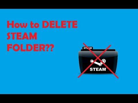 How To Fix Destination Folder Must Be Empty Steam Error - Solve