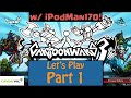 Cartoon Wars 3 Let's Play (FIRST GAMEPLAY!!!) Part 1 - SUPER HYPE!