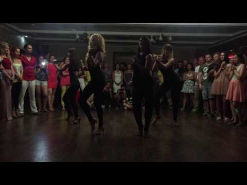 Bachata fusion lady style SDC Ternopil. Odessa Boom 11 (2017) 01/07/2017