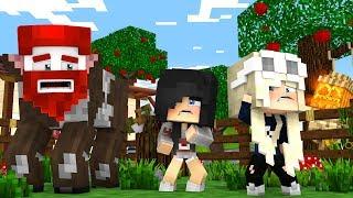 Ich verkleide mich als Minecraft Kuh!