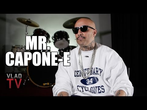 Mr. Capone-E on Growing Up with Sureño...