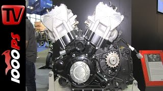 Victory Ignition Concept | DOHC Motor
