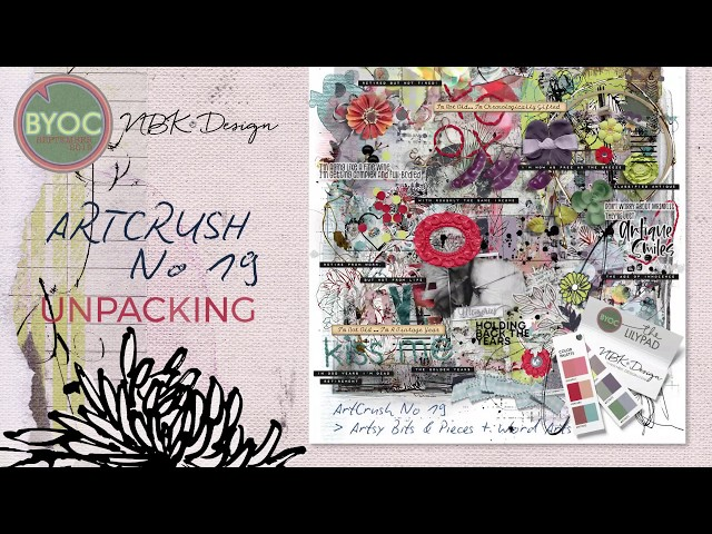 Intro - artCrush No19 by NBK-Design