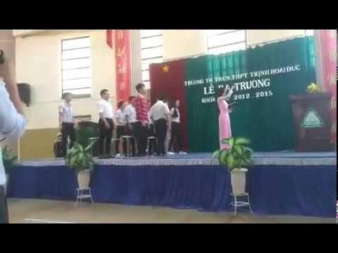 Nhạc kịch 12A.. THPT Trịnh Hoài Đức- Trảng Bom-ĐN Khóa 2012-1015
