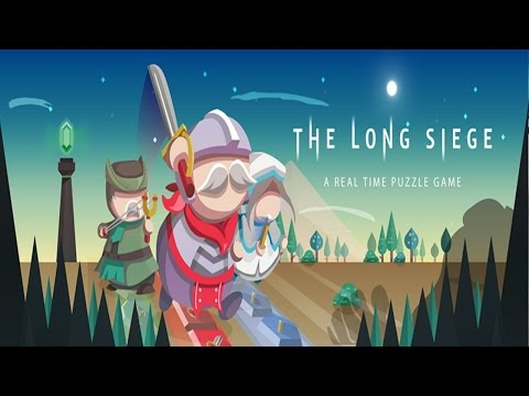 Official The Long Siege Teaser  Trailer (iOS/Android)