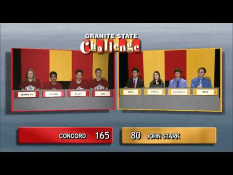 Concord High School Vs. John Stark Regional High School