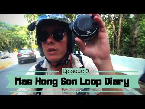 HOW TO TRAVEL THAILAND SOLO – A Backpacking Vlog Series – Mae Hong Son Loop – #9 Pai to Chiang Mai