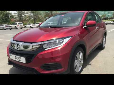 Honda HRV 2019 - Exterior, Interior and Drive