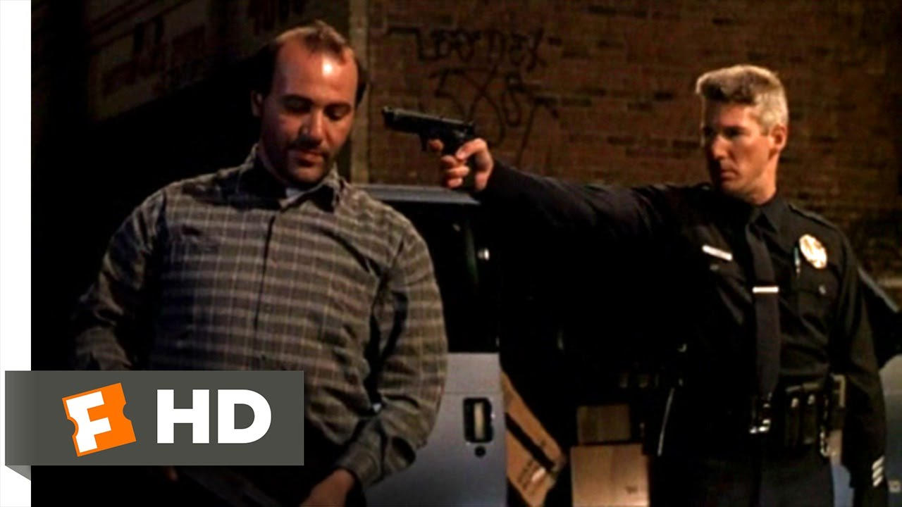Download Internal Affairs (3/8) Movie CLIP - Officer Down (1990) HD
