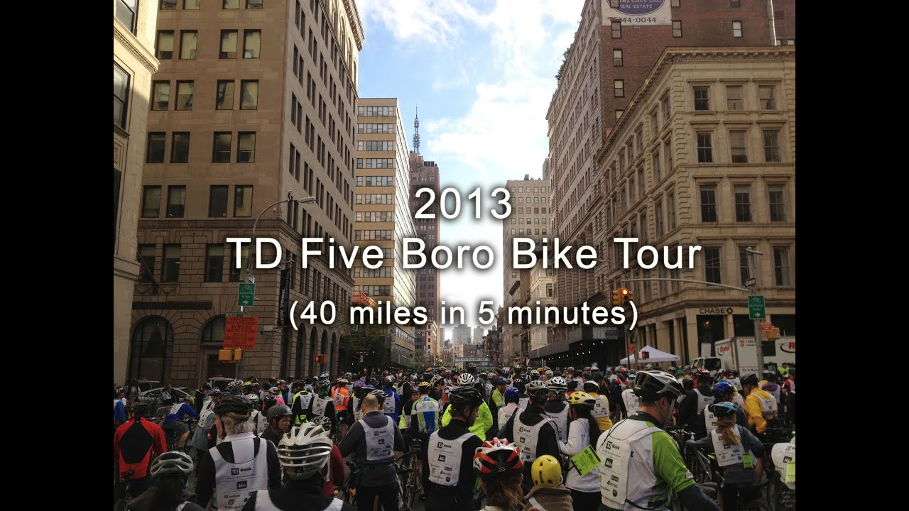 Borough Bike Tour