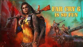Far Cry 6 Is So Fun