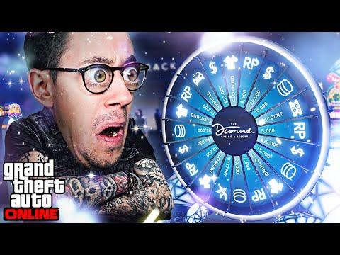 Was Im Casino Passiert, Bleibt Im Casino | GTA Online