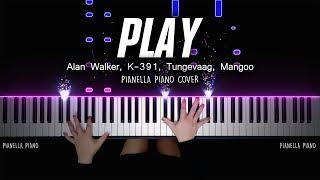 Play Alan Walker, Tungevaag, Mangoo Piano Cover.mp3