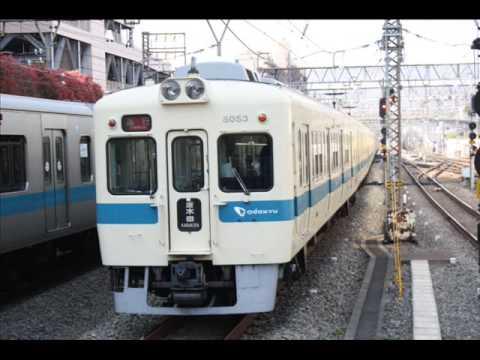 放送 急行唐木田行き 新百合ヶ丘駅3番ホーム