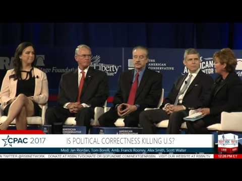 Is Political Correctness Killing US Institutions?