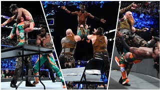 The New Day defeats Bludgeon brothers on Smackdown Live 21_Aug_18