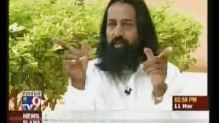 Sri Ramachandra Guruji-TV9 Heegu Unte-4