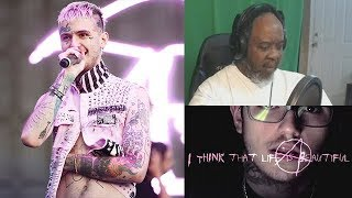 Dad Reacts To Lil Peep Life Is Beautiful