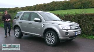 Land Rover Freelander SUV review - CarBuyer