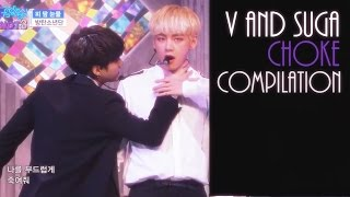 Download Video Blood Sweat And Tears - V and Suga 'Choke' Compilation. MP3 3GP MP4