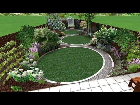 Outstanding Garden Landscaping Ideas 2021