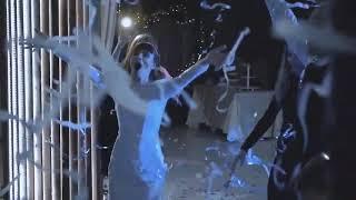 Бумажное шоу на свадьбу 10 кг тишью и 5 серебряной бумаги