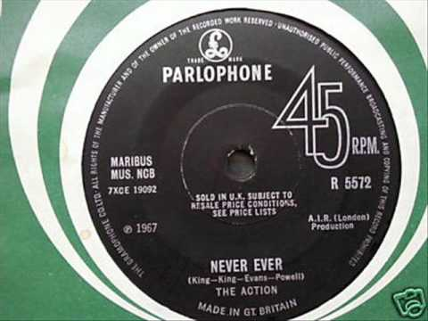 "The Action  - "" Never Ever """