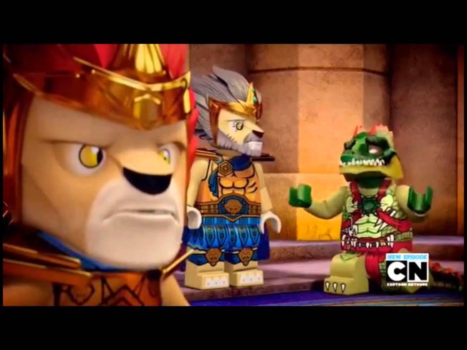 legends of chima  episode 29  u0026quot the call of cavora u0026quot  coverage
